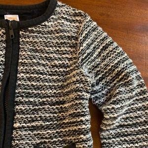 Gymboree zip up sweater